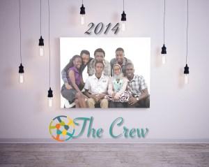 The team grows…