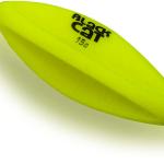 black cat darter u-float neon geel