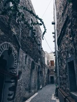 Mesta sokakları