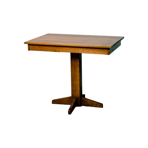 26x40-dinette-table-with-single-saw-marked-pedestal
