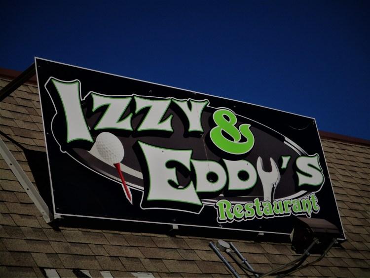 Izzy & Eddies