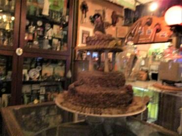WEIRD CAKE