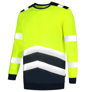 Sweater High Vis Bicolor 303004