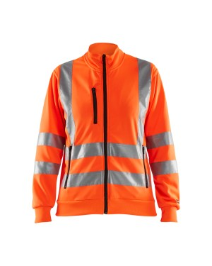 Dames Sweatshirt High Vis