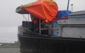 Div. reparaties op binnenvaart schepen