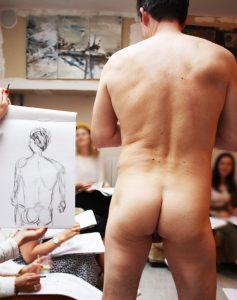 Hen Life Drawing Paris