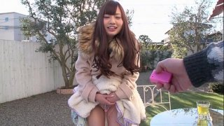 Yuria Mano โดนแฟนหนุ่มใช้ไข่สั่นไร้สายตอดหีรัวๆ อย่างเสียว อิอิ