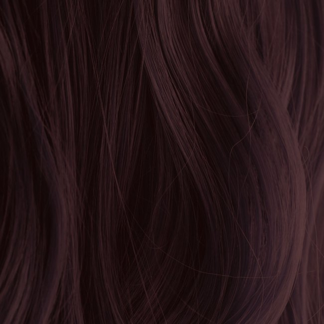 Mahogany Henna Hair Dye Colors