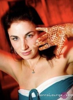 Henna is always sexy