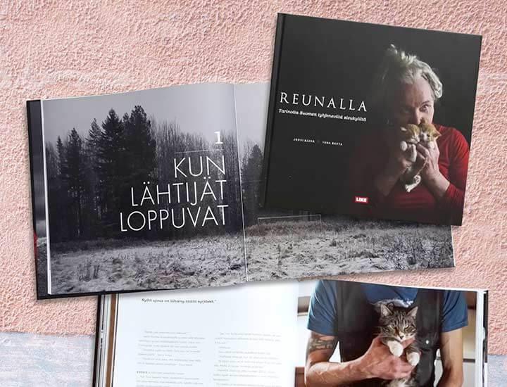 Reunalla – Jenni Räinä & Vesa Ranta