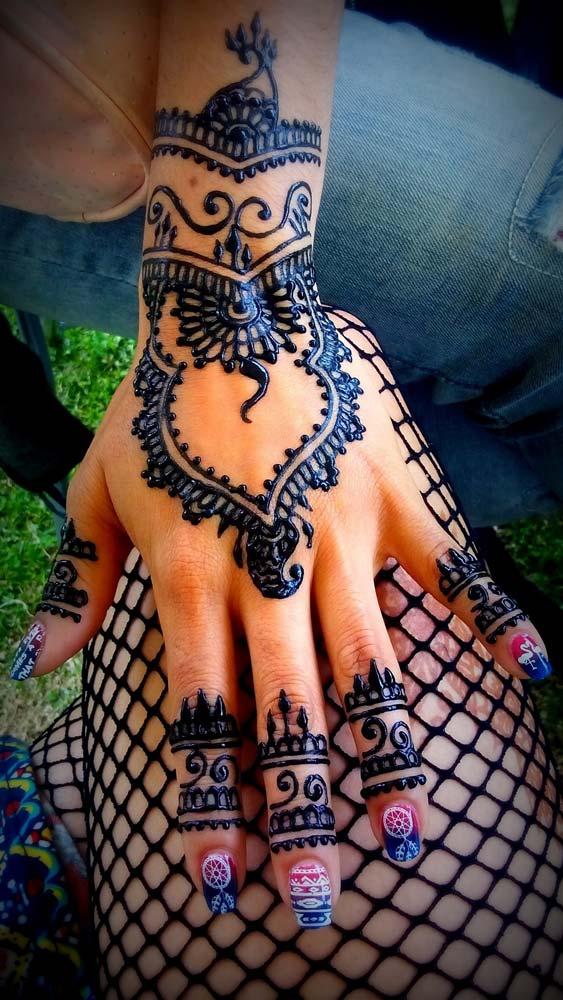 Tatuajes en Henna Bogotá