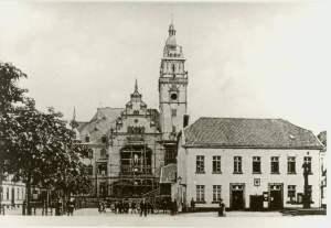 Alte und Neue Rathaus Rheydt