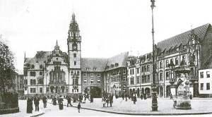 Marktplatz 1920