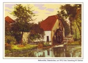 Odenkirchen Beller Mühle 1910