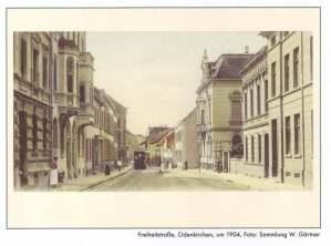 Freiheitsstrasse Odenkirchen 1904
