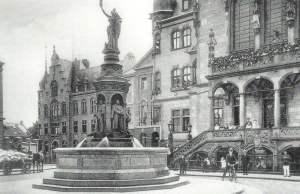 Marktplatz 1902