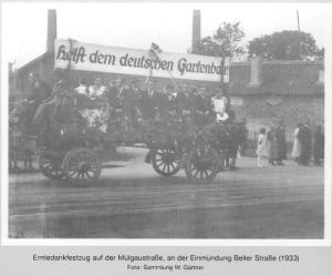 Erntedankfest in Mülfort