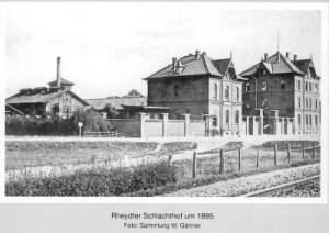 Schlachthof Rheydt