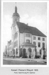 Postamt Rheydt