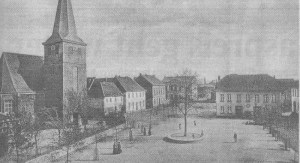 Rheydter Marktplatz 1893