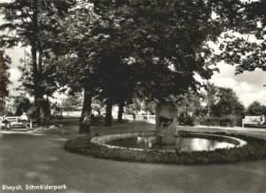 Schmölderpark 1960