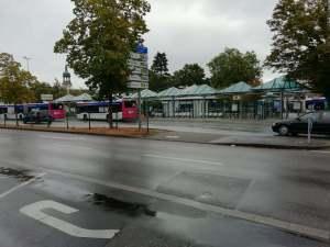 Vorplatz Bahnhof Rheydz