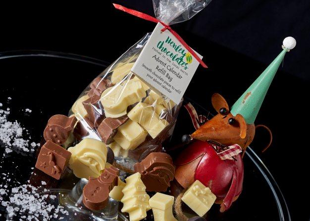 Advent chocolates