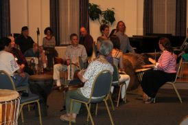 Music for People, Immaculata University, Pennsylvania