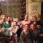 Hen Party Buff Butler - Bristol - Bath