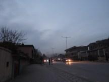 Evening, Kabul