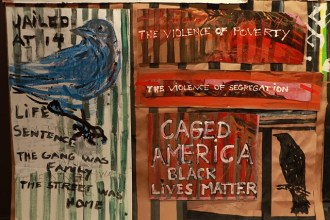 Caged America