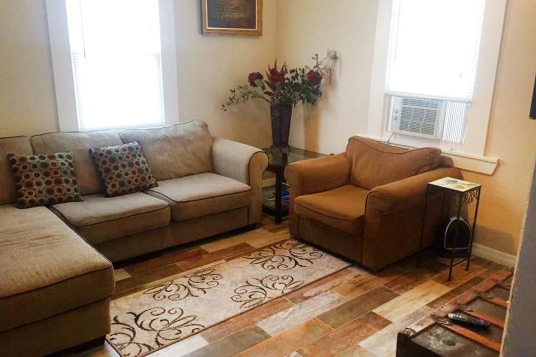 Henrietta's Houses  Living Room