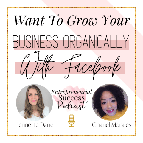 want to grow your business organically with facebook.