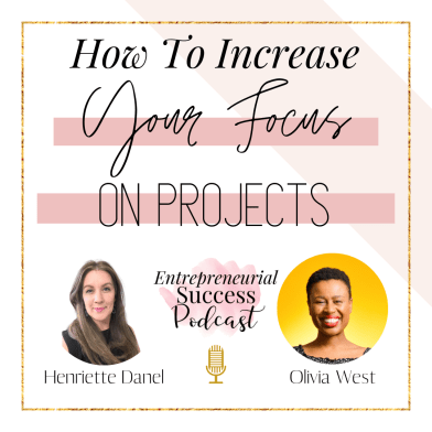 how to increase your focus on projects