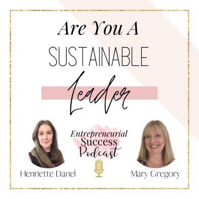 are you a sustainable leader