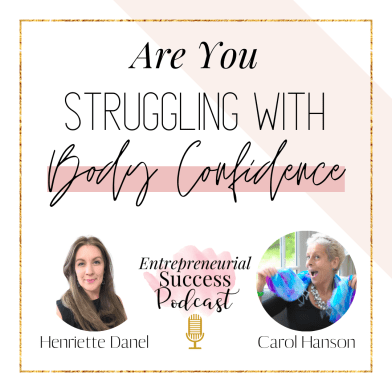 podcast feature image with carol hanson