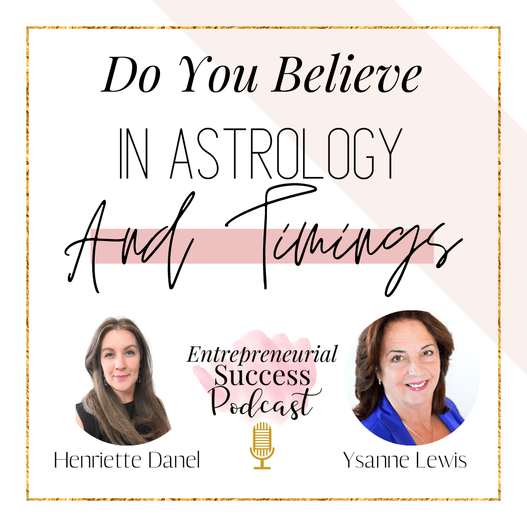 do you believe in astrology and timings