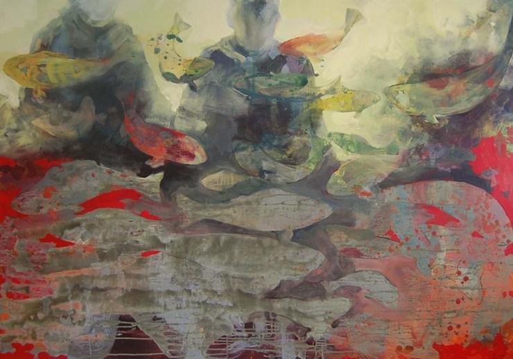 Anima Mundi 120x170 cm