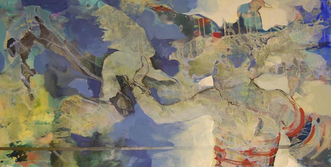 Fuglehviskeren 75x150 cm