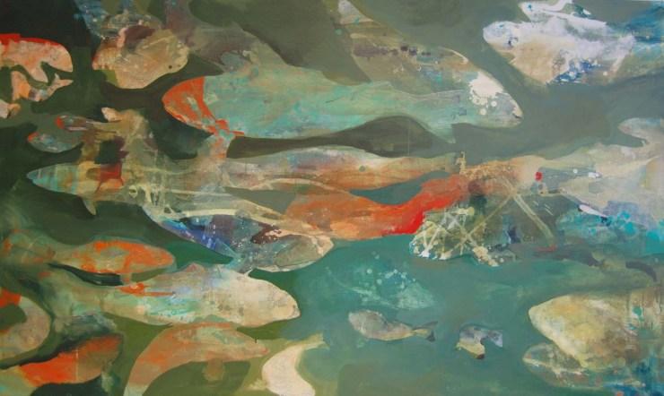 Saltvann 120x200 cm