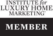 Member of the Institute for Luxury Homes Marketing