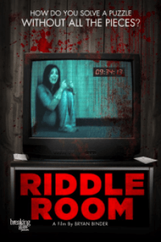 Riddle Room poster