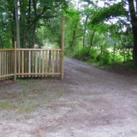 Att bygga staket...