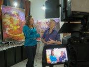 """A Saphira & Ventura Gallery e o Artista Plástico e Psicanalista Henrique Vieira Filho trazem notícias sobre o Workshop """"A Arte E Terapia""""!"""