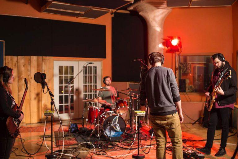 Live Band Recording Studio