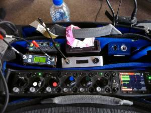 Production Sound Gear Rental Ohio