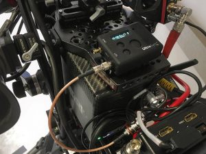 Timecode Sync Box on Arri Alexa Mini Documentary Sound