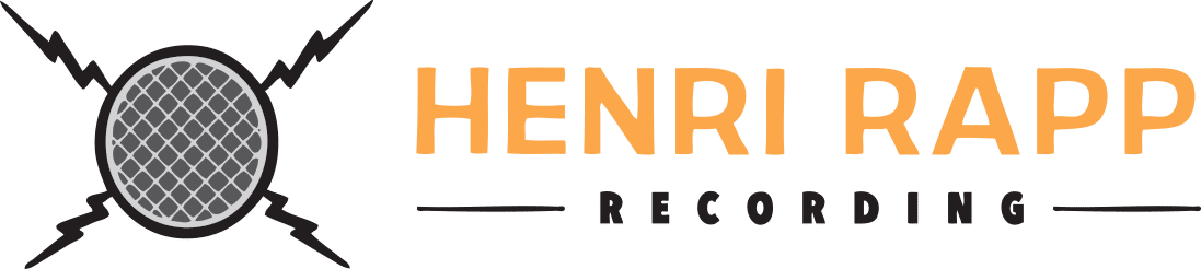 Henri Rapp Recording Production Sound Services