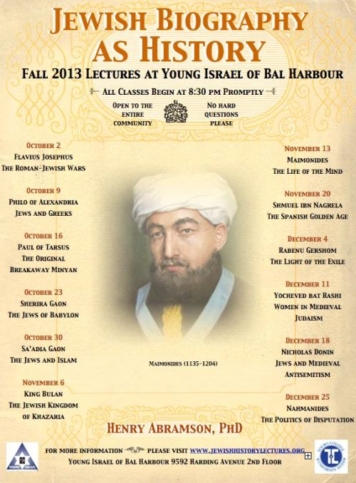 YIBH Fall 2013 Lectures jpg
