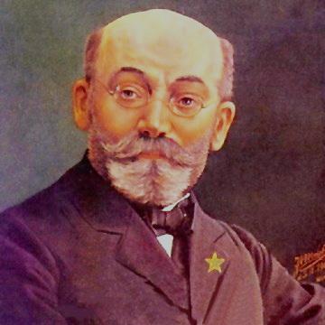 L.L. Zamenhof (Source: Wikimedia Commons)
